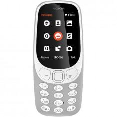 Telefon mobil Nokia 3310 (2017), Dual SIM, gri