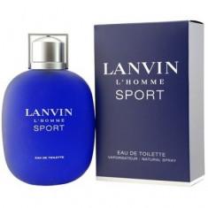 Parfum de barbat L'Homme Sport Eau de Toilette 100ml, Lanvin