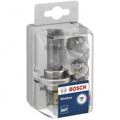Set Becuri auto MINIBOX H4 Bosch