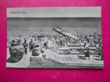 HOPCT 40022  EFORIE SUD PLAJA  IN ANUL 1963 -CT-RPR-CIRCULATA, Printata