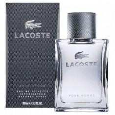 Parfum de barbat Pour Homme Eau de Toilette 100ml, Lacoste