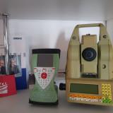 Statie totala  Leica Viva Robotic 1'' precizie 0.5mm