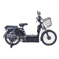Bicicleta electrica, tip scuter nu necesita inmatriculare ZT-33 LASER NEGRU