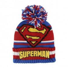 Căciulă pentru Copii Superman 256 - Caciula Copii