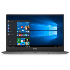 Ultrabook DELL 13.3'' New XPS 13 (9360), FHD InfinityEdge, Intel Core i7-8550U, 8GB, 256GB SSD, GMA UHD 620, Win 10 Pro, Silver - Laptop Dell