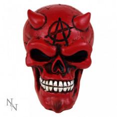 Capăt schimbător viteze Red Devil - Maner schimbator si frana tuning