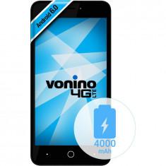 Telefon Mobil Vonino Volt X, Dual Sim, 8GB, 4G, Black