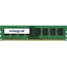 Memorie Integral DDR3 4GB 1333MHz CL9 1.5V, Dual rank