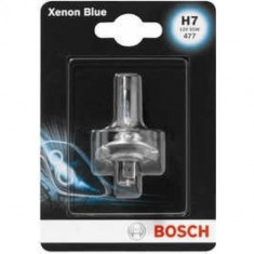 Bec auto Bosch H7 12V 55W XENON BLUE