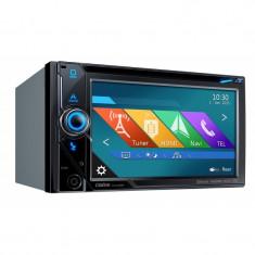 Sistem DVD multimedia, 2-DIN cu navigatie integrata si ecran de 6,2, Clarion