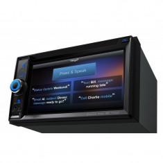 Sistem DVD Multimedia 2-DIN cu Navigatie integrata si Ecran de 6,2 Clarion