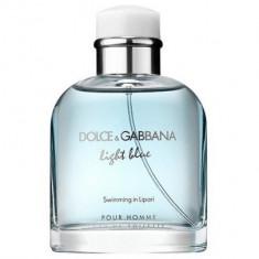 Light Blue Swimming in Lipari Eau de Toilette 125ml - Parfum barbati Dolce & Gabbana
