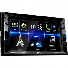 Multimedia Player auto KW-V230BT, 6.2 inch, Bluetooth, MOS-FET 50W x 4 - CD Player MP3 auto JVC