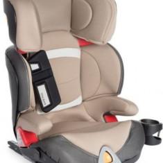 Scaun auto Chicco Oasys 2-3 Evo FixPlus CH0607915943, 15-36 kg (Bej) - Scaun auto copii