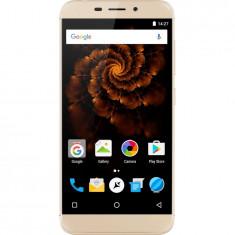 Telefon mobil Allview X4 Soul Mini, Dual SIM, 16GB, 4G, 3GB Ram, Gold - Telefon Allview