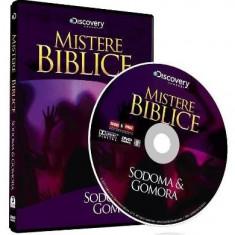 Mistere biblice-Sodoma si Gomora, DVD, Romana, discovery channel