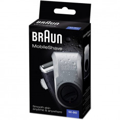 Braun aparat pentru barbierit MobileShave M-90R - Aparat de Ras