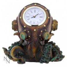 Ceas de birou steampunk Clocktopus - Ceas birou