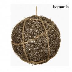 Glob de Crăciun Въже Natural by Homania - Globuri brad