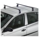 Bare transversale Cruz - FORD Mondeo sedan 4/5 usi (III) 2003-2007, cu puncte fixe de prindere, cu bare Optima OS din otel