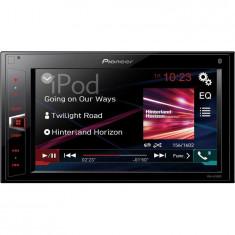 Unitate multimedia Pioneer MVH-AV280BT , ecran tactil 6.2, Bluetooth, USB, intrare AUX, control direct iPod