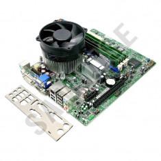KIT Placa de baza Acer G43D01G1, Intel Core2Duo E8400 3GHz, 4GB DDR3, Cooler Procesor