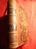 Charles Dickens (Boz) -Nicolas Nickleby - Ed.1840-vol.3 Ed.Meline Bruxelles