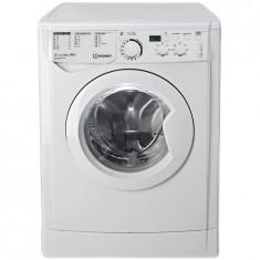 Masina de spalat rufe Indesit EWSD 61252 W EU, 6 kg, 1200 RPM, clasa A++, alb