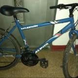 Bicicleta Mountain Bike - Alpha Mission, 21 inch, Numar viteze: 21