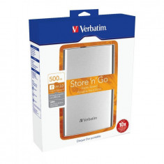 HDD extern Verbatim 500GB STORE N GO USB3.0