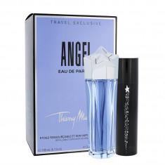 Apa de parfum Thierry Mugler Angel Dama 100ML Apa de parfum 100 ml + Apa de parfum 7, 5 ml - Parfum femeie