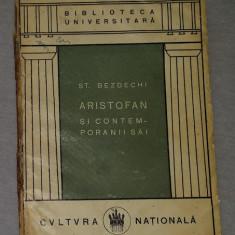 St. Bezdechi - Aristofan si contemporanii sai 1922