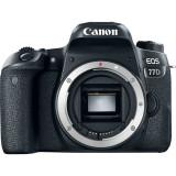 Aparat foto DSLR Canon EOS 77D, 24.2MP, Body, Wi-Fi