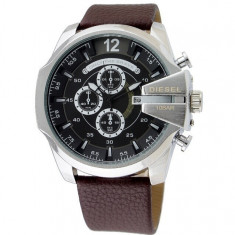 CEAS BARBATESC DIESEL ONLY THE BRAVE TIMEFRAME DZ-4290 OVERSIZE SILVER-MODEL2018, Casual, Quartz, Inox