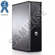 Calculator DELL 780 DT Intel Core 2 Duo E8500 3.16GHz, 4GB DDR3, 250GB, DVD-RW - Sisteme desktop fara monitor