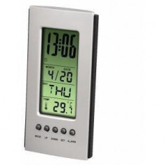 Termometru LCD 75298 - Statie meteo Hama
