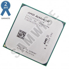 Procesor AMD Athlon II X2 220 2.8GHz, 1MB Cache, Socket AM2+ AM3, 64-Bit - Procesor PC