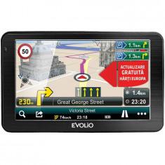 Sistem de navigatie EVOLIO PRECISO 5, TFT (LCD Display), 5, 128 MB, 4GB, Harta Full Europa
