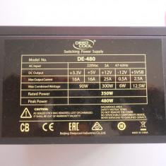 Sursa Deepcool Explorer Series DE480 350W., 350 Watt
