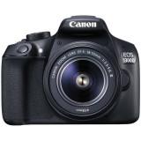 Aparat foto DSLR Canon EOS 1300D BK,18.0 MP + Obiectiv EF-S 18-55mm DC