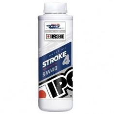 Lubrifiant STROKE 4 5W40 IPONE 4L - Ulei motor Moto