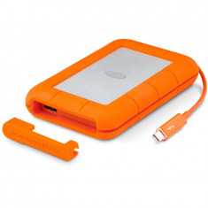 HDD Extern Rugged V2 2.5'' 2TB USB3 Thunderbolt, IP54 rated resistance, Lacie