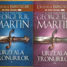 George R. R. Martin - Urzeala tronurilor {2 volume}
