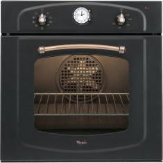 Cuptor incorporabil Whirlpool electric AKP 288/NA, grill, 53 l, clasa A, negru