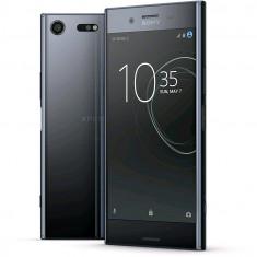 Telefon mobil XZ Premium, 64GB, 4G, Deepsea Black - Telefon mobil Sony