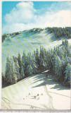 Bnk cp Iarna pe Cristianul Mare - Vedere - circulata, Printata