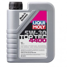 Ulei motor Liqui Moly Top Tec 4400, 5W30, 1L