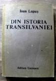 Din istoria Transilvaniei de IOAN LUPAS