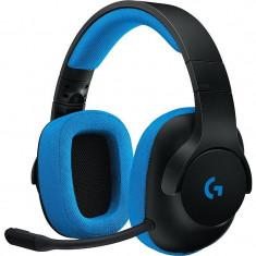 Casti gaming G233 Prodigy, Blue - Casca PC Logitech