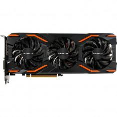 Placa video GIGABYTE GeForce GTX 1080 Windforce OC 8GB DDR5X 256-bit